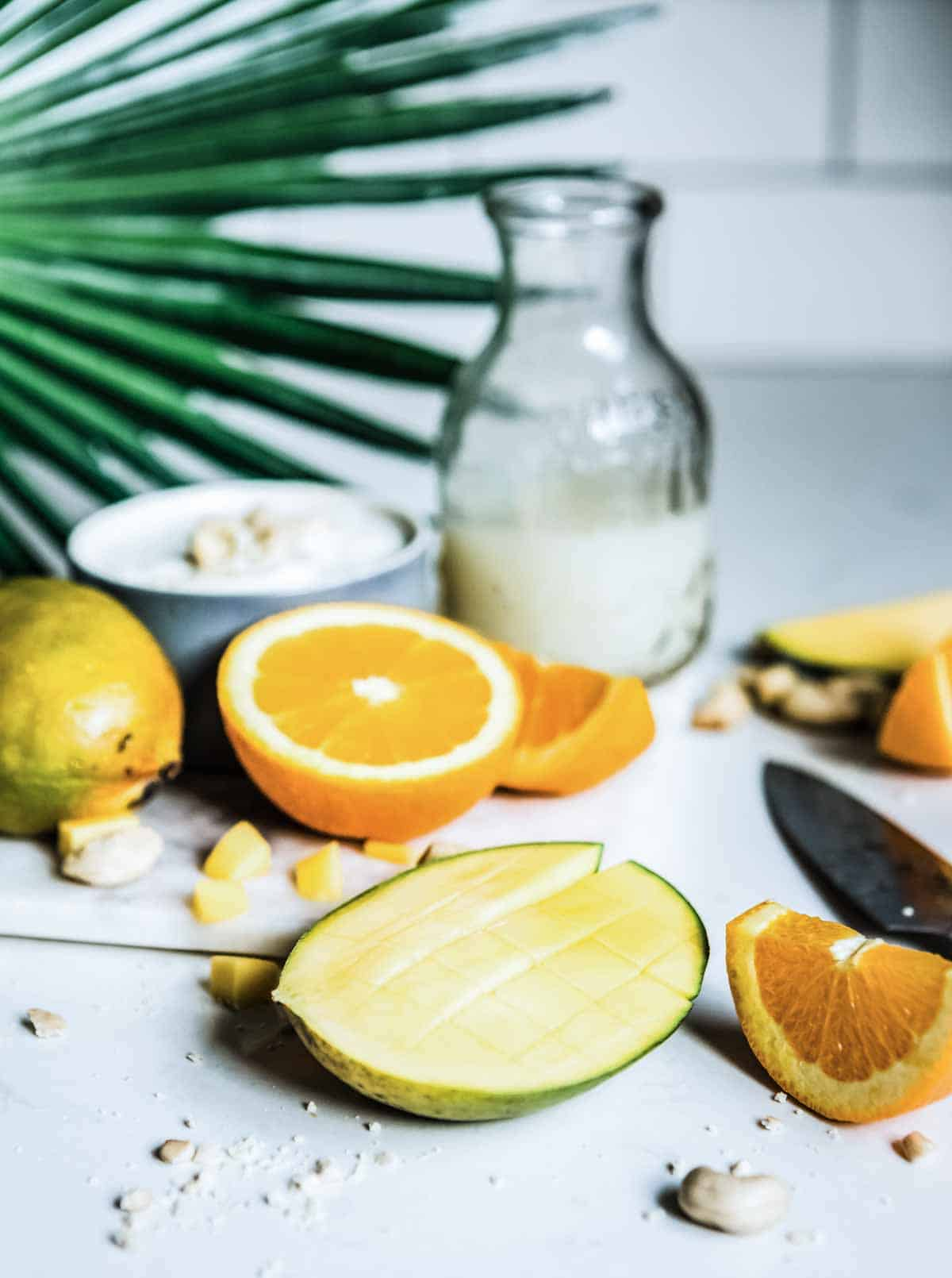 orange fruit to boost immunity