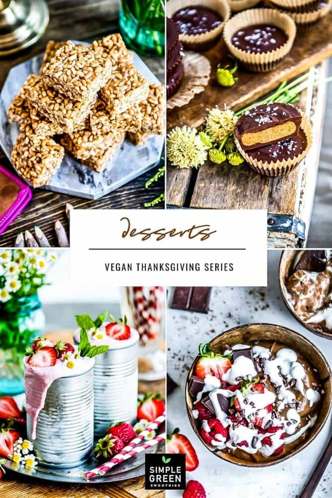 decadent gluten free and dairy free dessert options for your next holiday meal