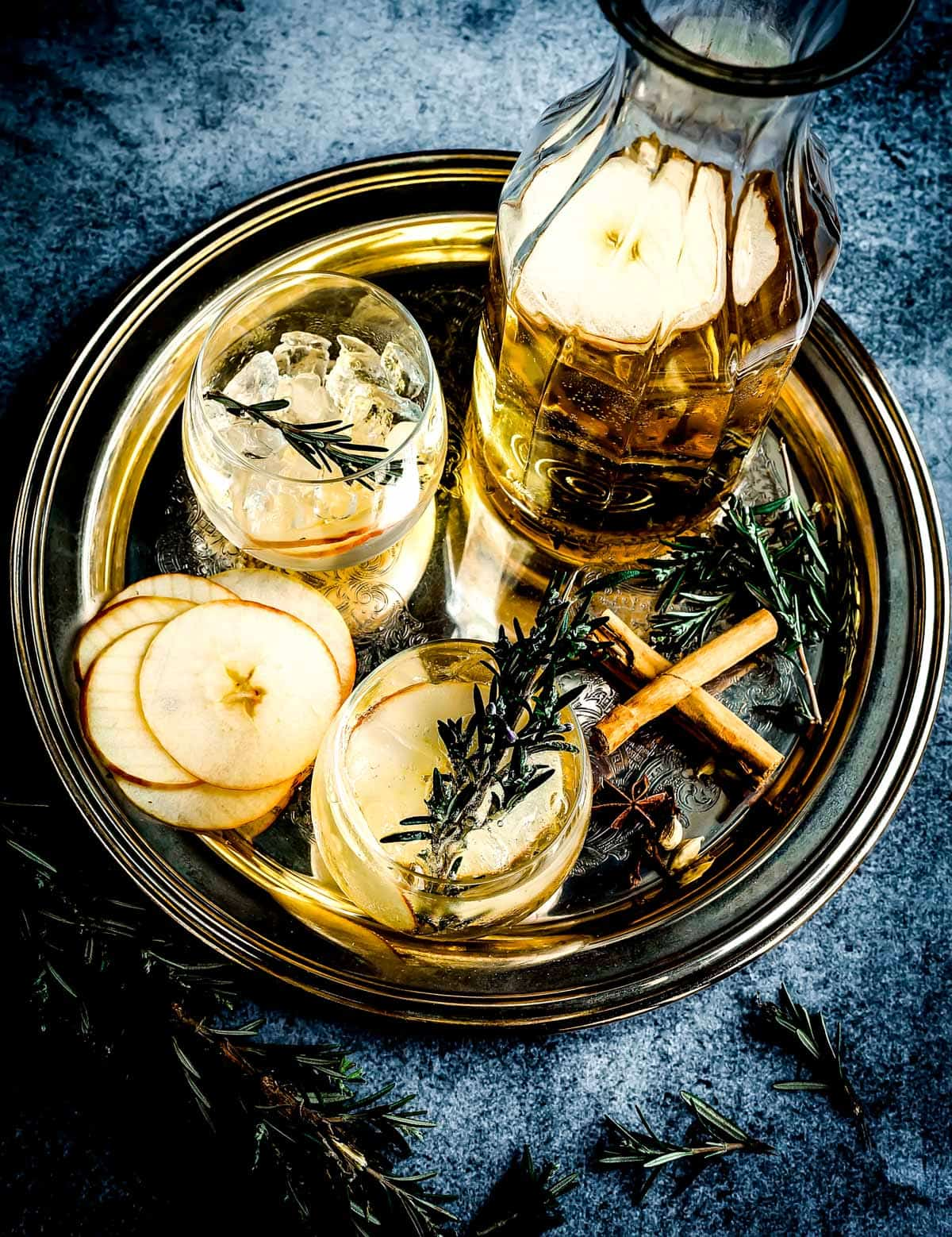 Spiked Apple Cider Recipe with Rum