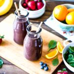 Healthy Berry Smoothie Recipe