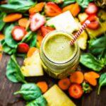Strawberry Carrot Smoothie Recipe