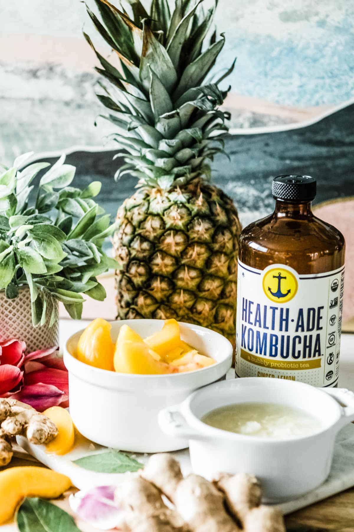 natural probiotic smoothie recipe