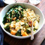 DIY veggie bowl
