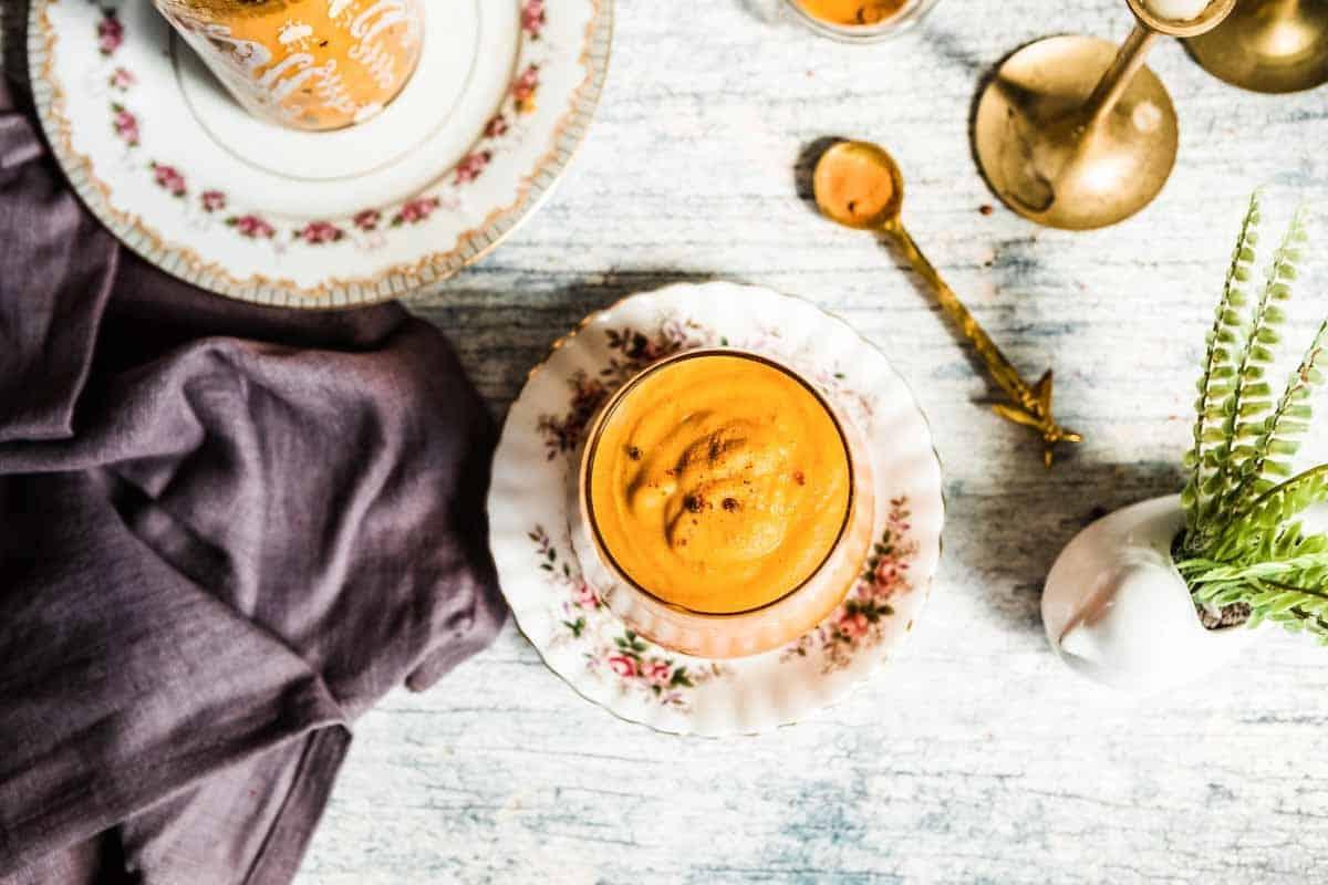 Fertility smoothie recipe