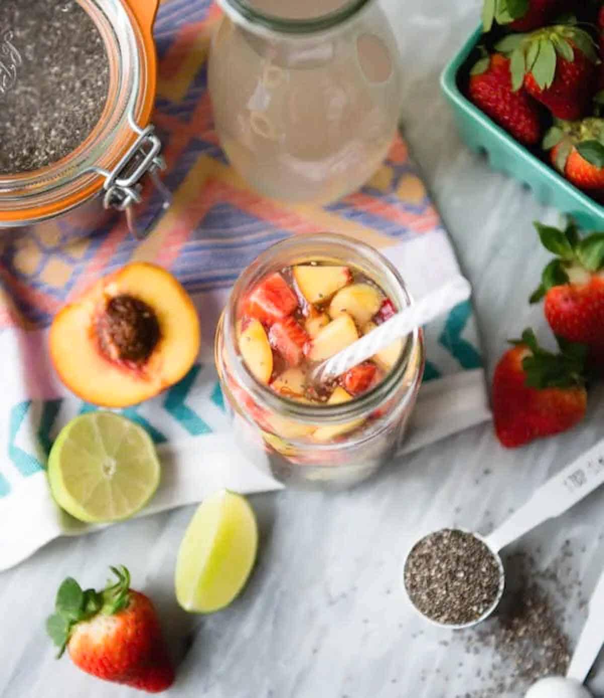 Refreshing chia fresca recipe for endurance