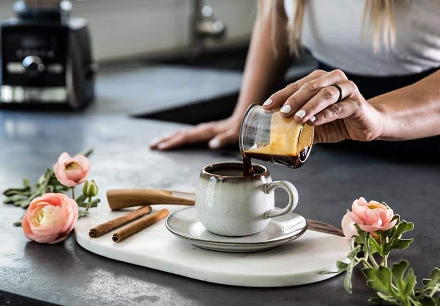 homemade copycat latte recipe