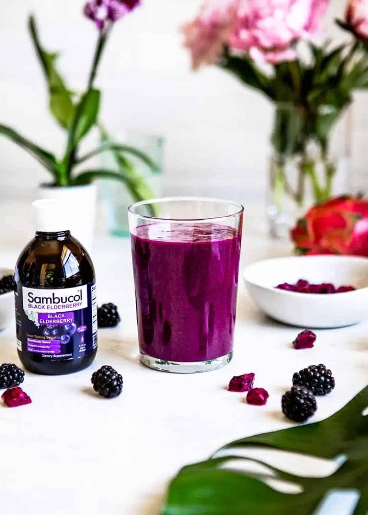 immunity boost smoothie
