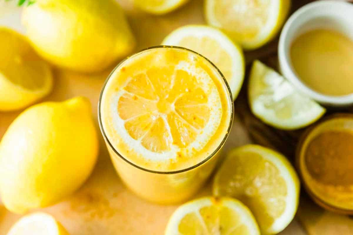 how to make a refreshing smoothie