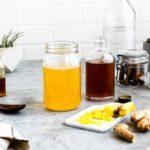 Metabolism boosting tea