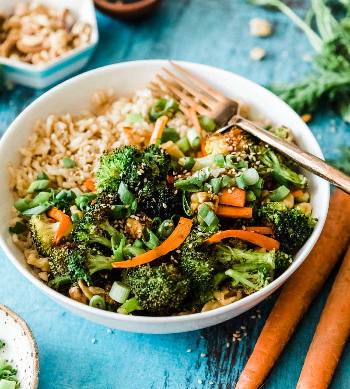 DIY Vegan rice bowl recipes