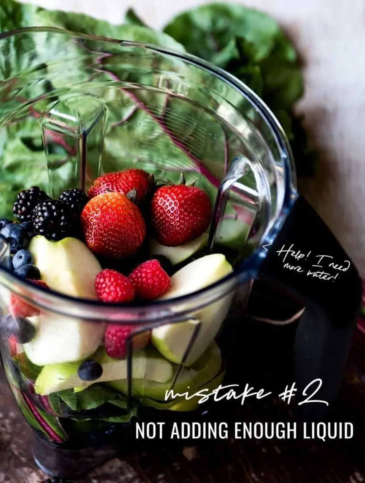 smoothie tips for the perfect blend